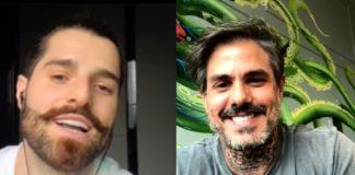 Alok e Marcelo Martins em live no Razões Para Acreditar