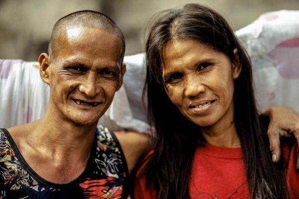 casal sem teto casamento surpresa 1