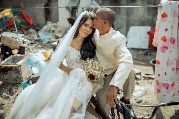 casal sem teto casamento surpresa 2