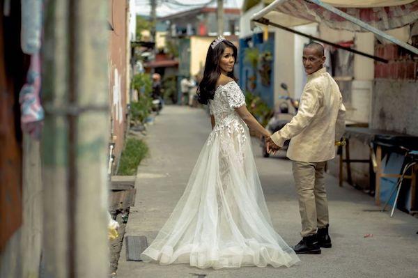 casal sem teto casamento surpresa 4