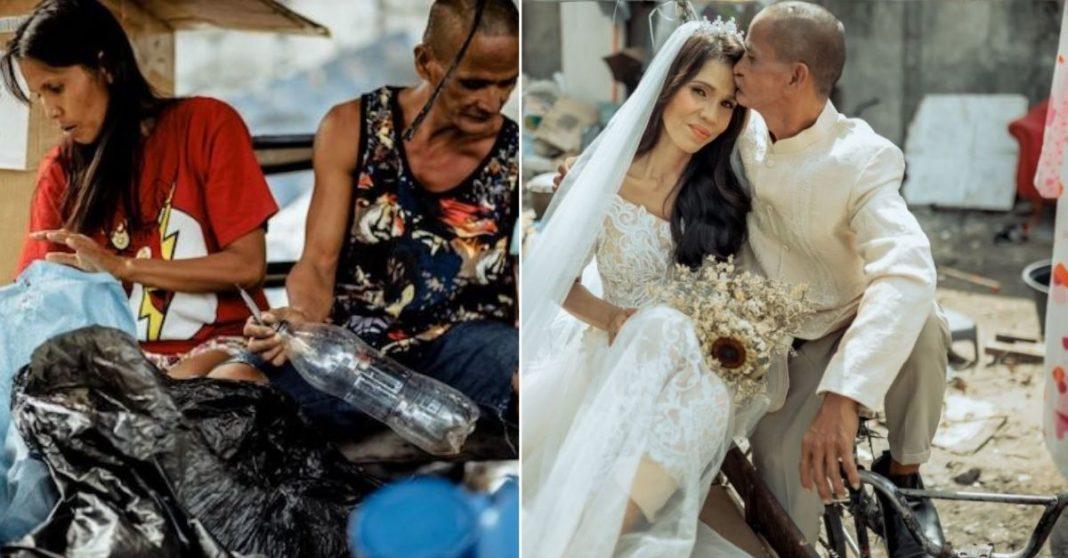 casal sem teto casamento surpresa capa