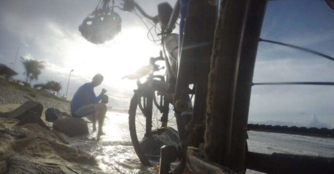 documentario agua capa