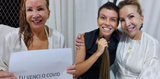 filha doa cabelo para instituição após mãe vencer a covid-19
