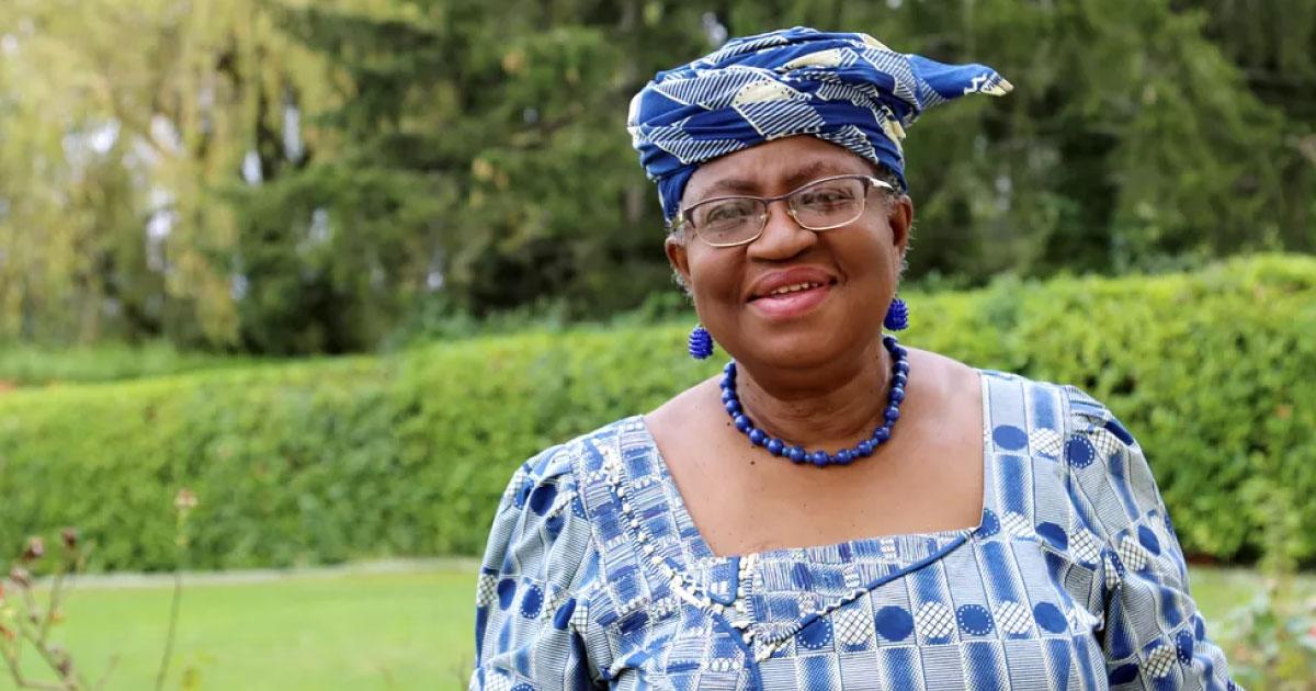 economista nigeriana Ngozi Okonjo-Iweala
