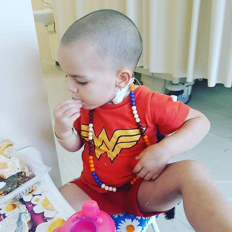 garotinha com leucemia RS