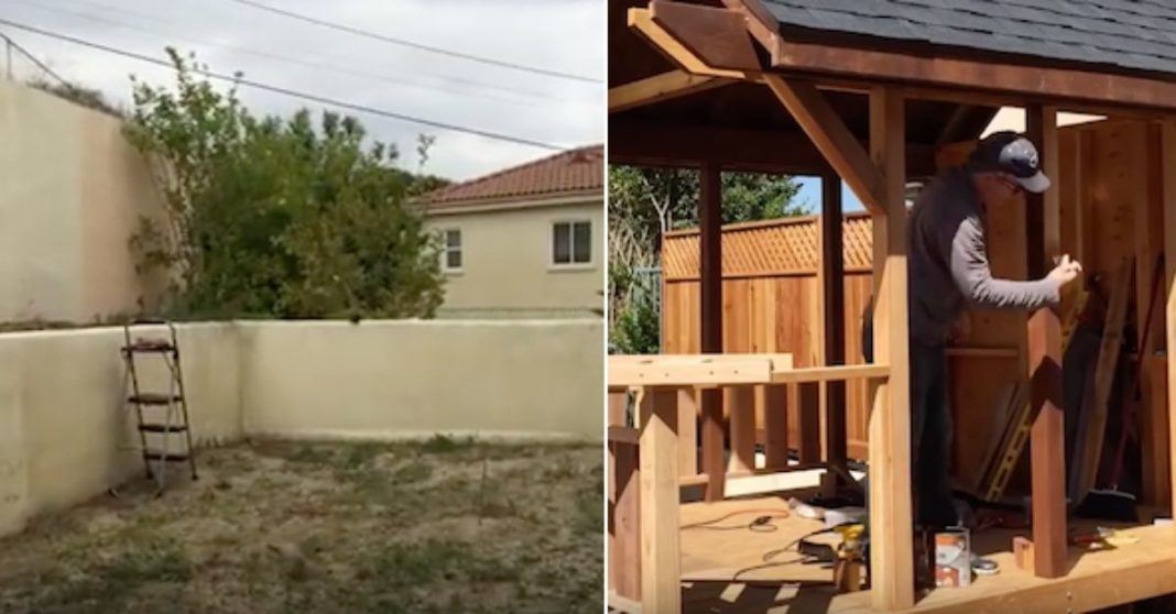 transformacao quintal