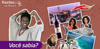 curiosidades África do Sul