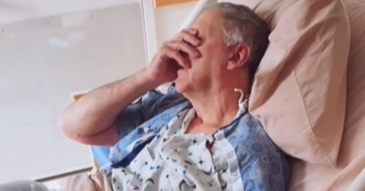 Pai com Alzheimer descobre que filha está grávida e emociona internautas