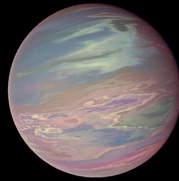novo planeta descoberto estagiario NASA