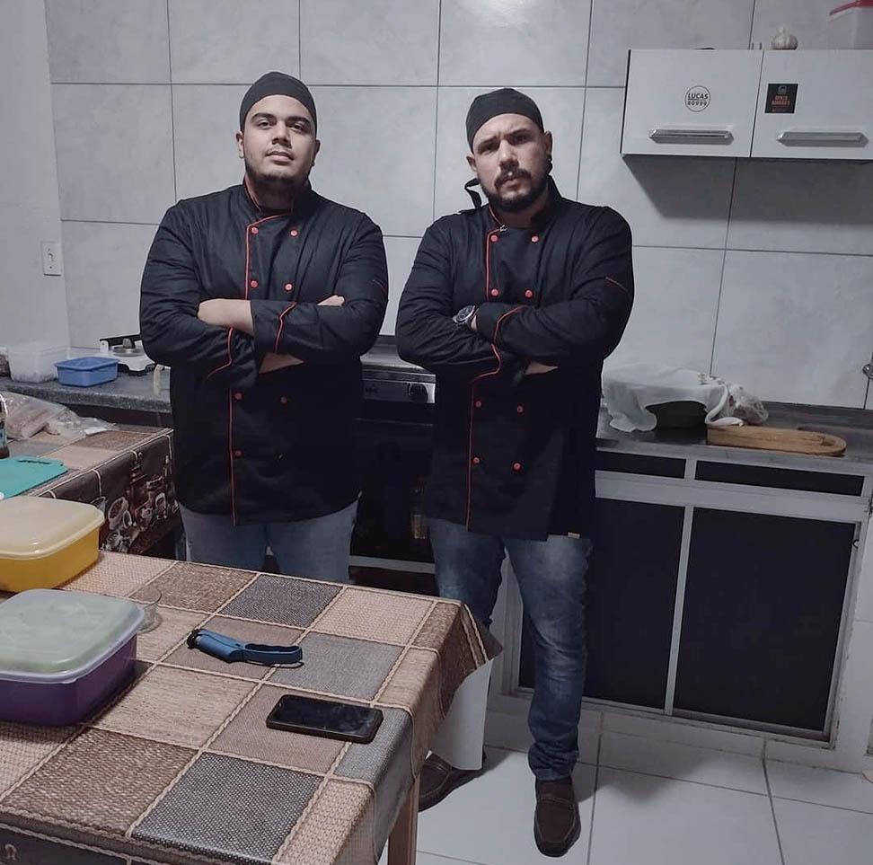 chefs hamburgueria cozinha