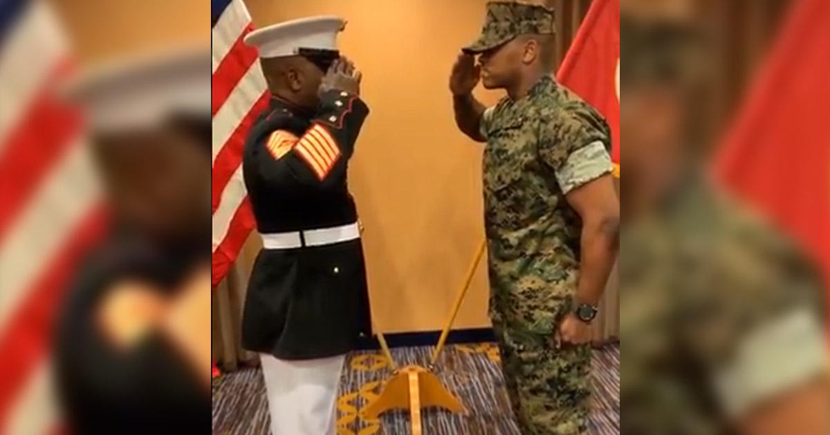 primeiro sargento saúda filho nomeação segundo tenente