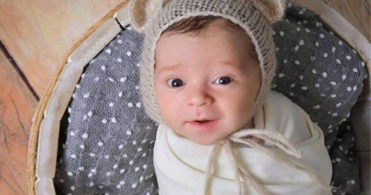 bebê nasce anticorpos