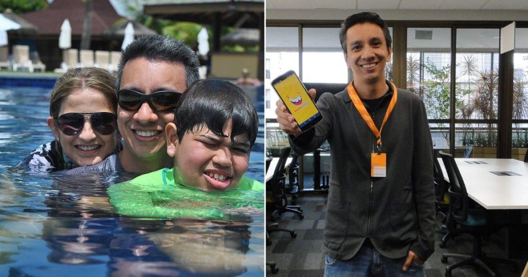 app ajuda crianças com autismo