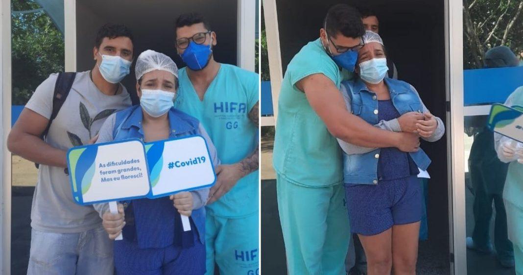 equipe de enfermeiros