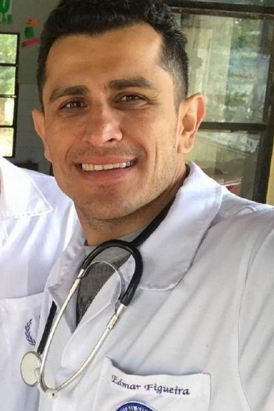 ex-jogador Edmar Figueira
