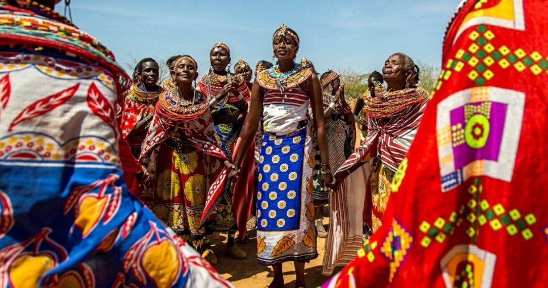 Umoja, aldeia sem homens