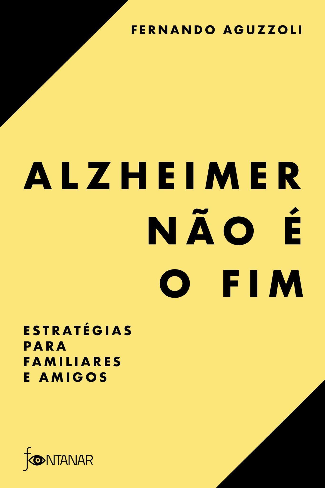 capa livro alzheimer não é o fim