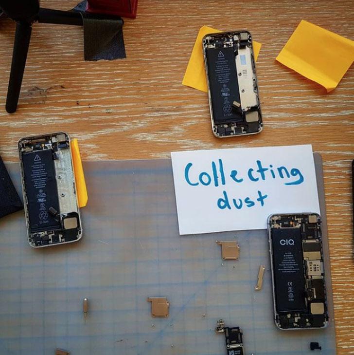 carcaças celulares