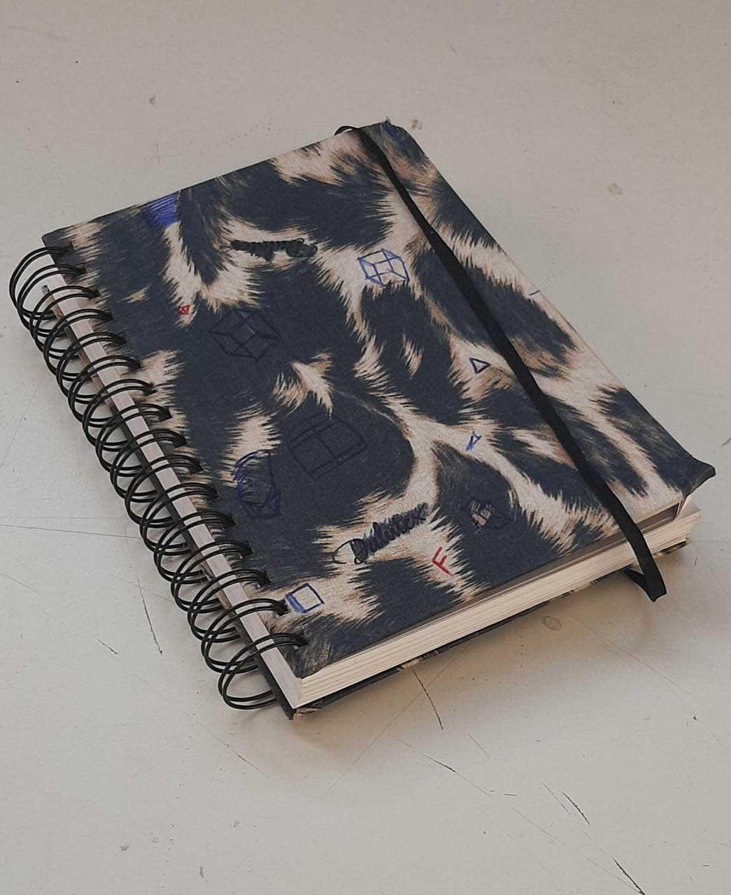 diário anotações