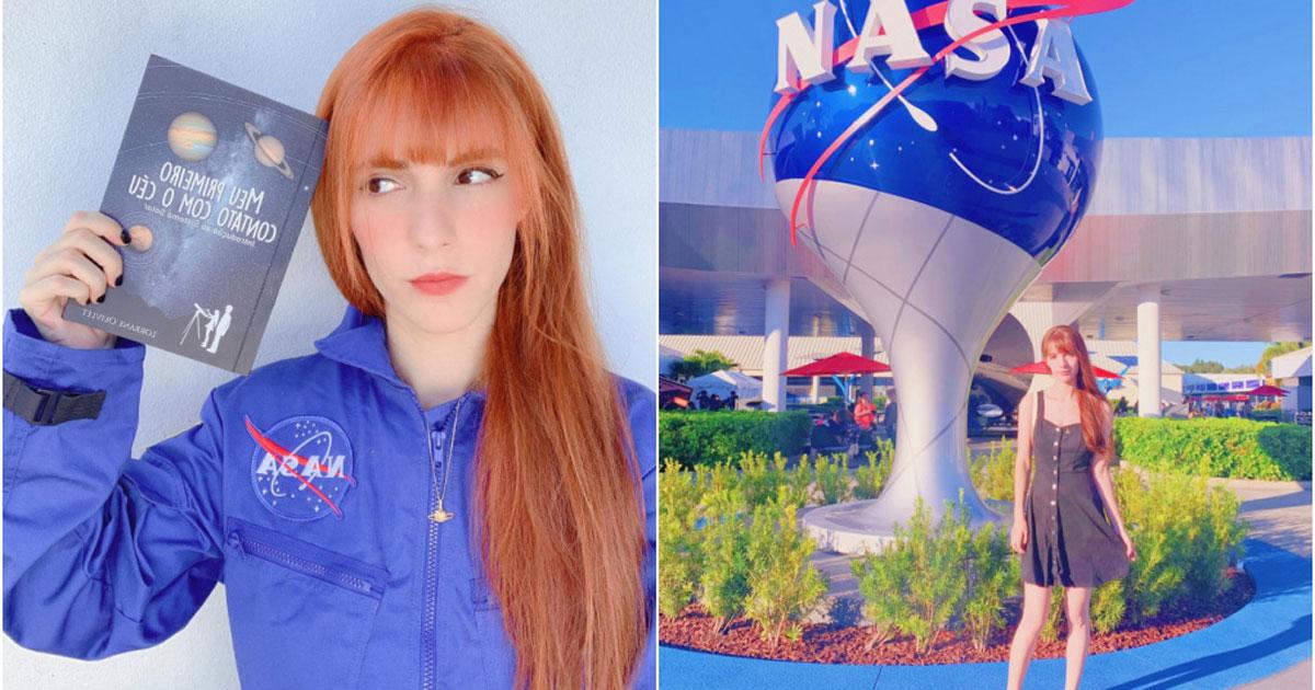 Jovem que encontrou asteroides na Nasa