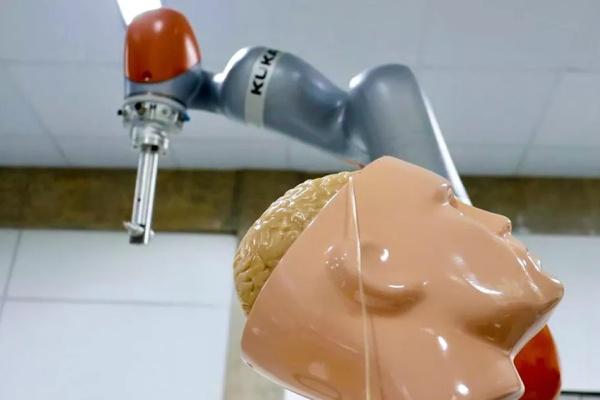 robô neurocirurgião USP