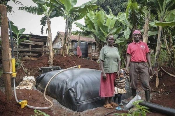 biodigestor ajuda pequenos agricultores