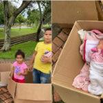 Internautas se unem para ajudar mãe que vende balas no semáforo com os filhos