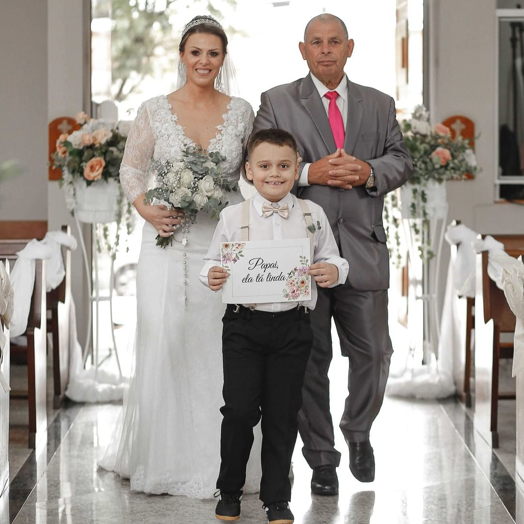 pai casamento inclusivo filho autista