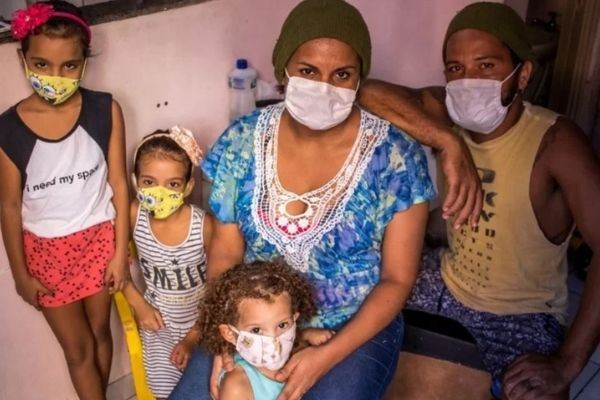 Após ser ameaçado, vendedor de sopa da Bahia ganha vaquinha para abrir negócio