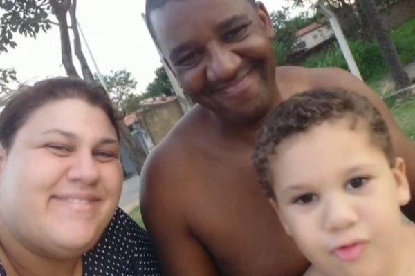 Tati, Evaldo e Murilo