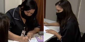 Faxineira ensina colega de trabalho a ler e a escrever em horário de almoço