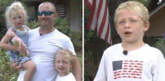 Menino de 7 anos salva vida de irmã e pai depois de nadar 1 hora para pedir ajuda