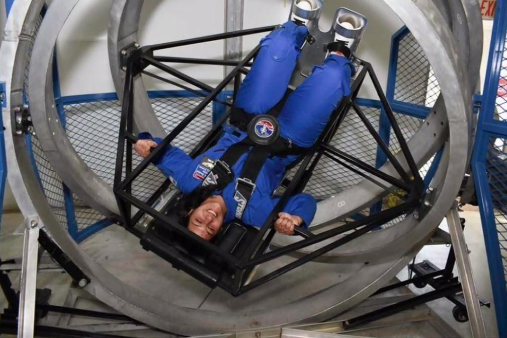 Estudante paranaense prepara ser astronauta
