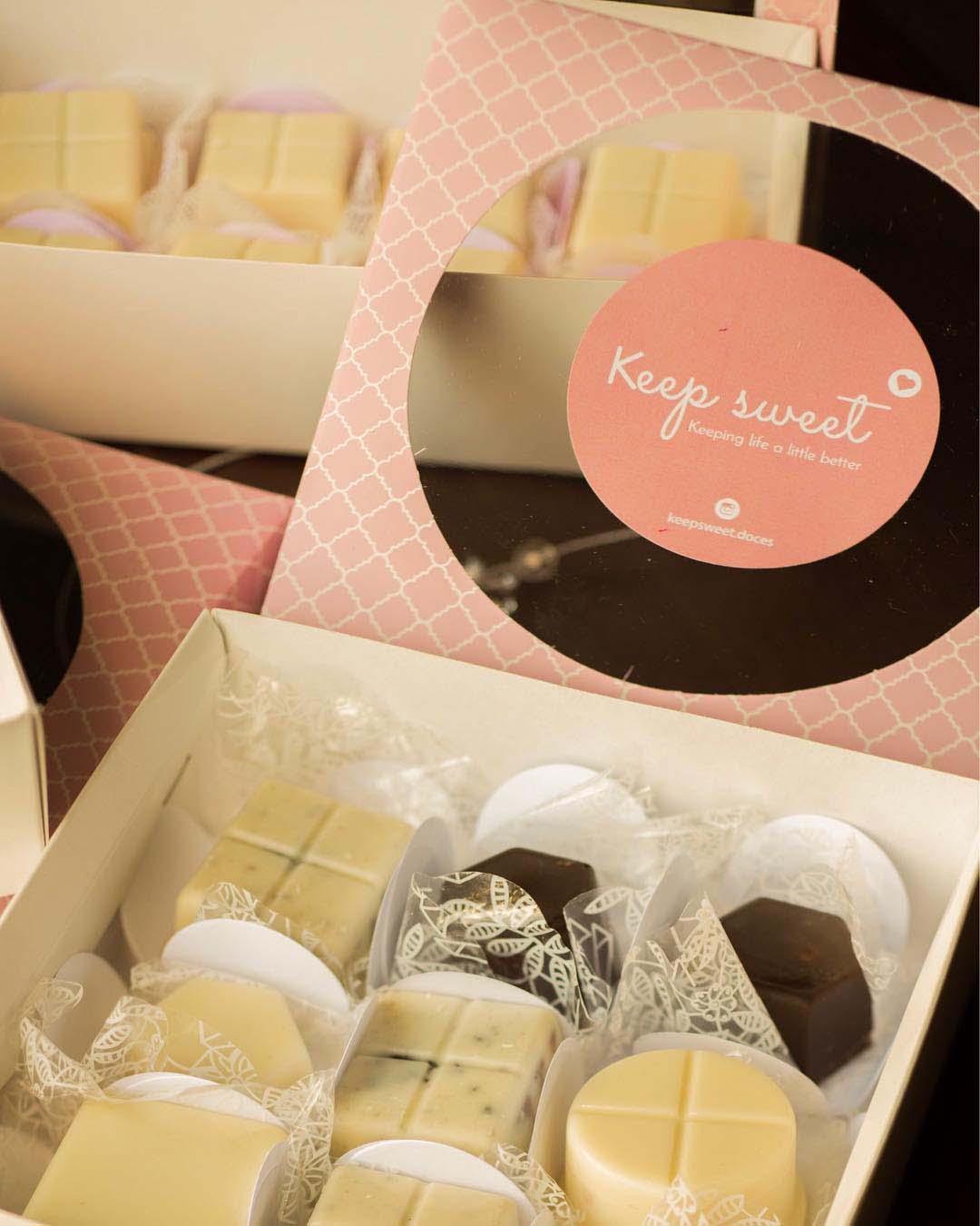 caixa chocolates