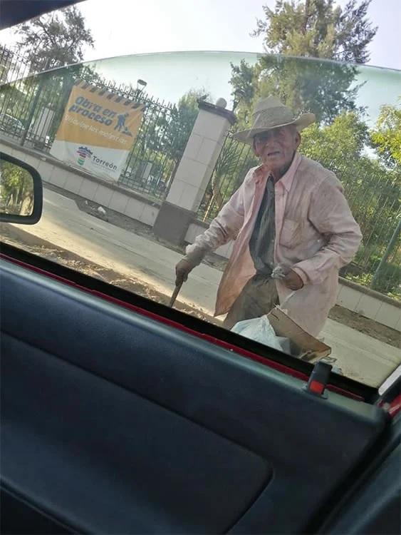 família adota idoso que vivia em situação de rua
