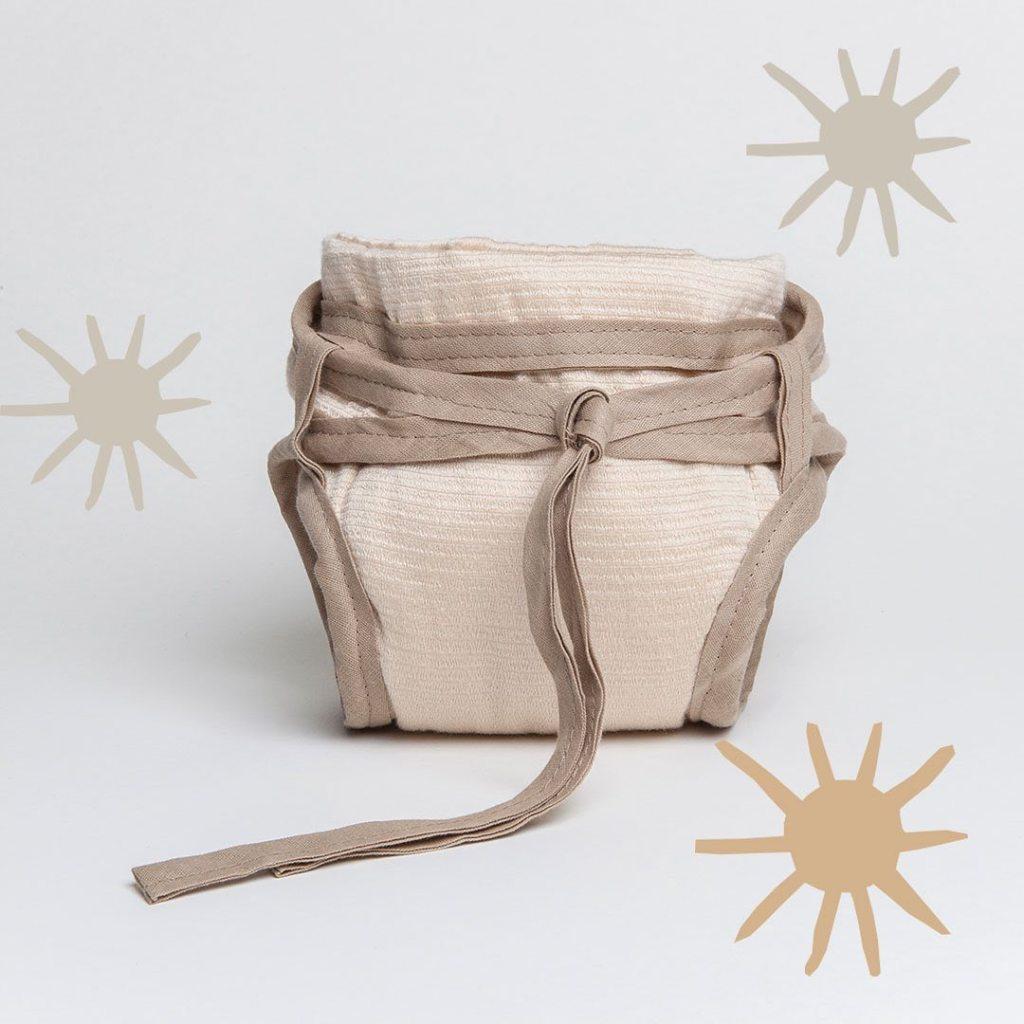 designer alemã cria fraldas reutilizaveis