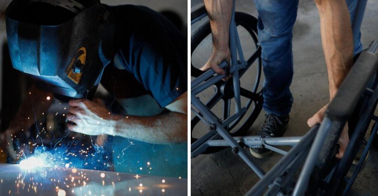 homem conserta equipamentos hospital que ajudou ele tratar depressão