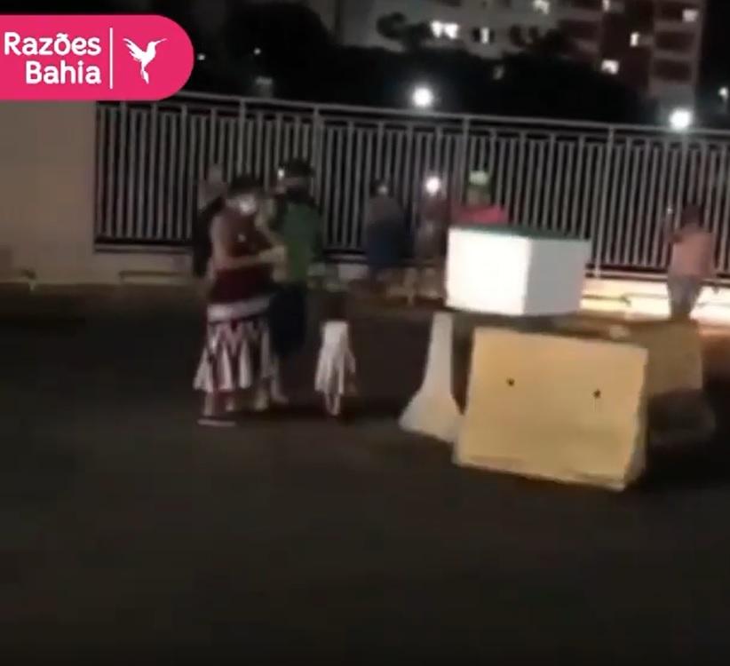 vendedor de sopa humilhado recebe ajuda moradores esgota estoque