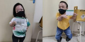 casal com nanismo vacina covid-19