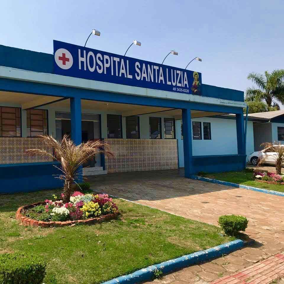 fachada hospital santa luzia