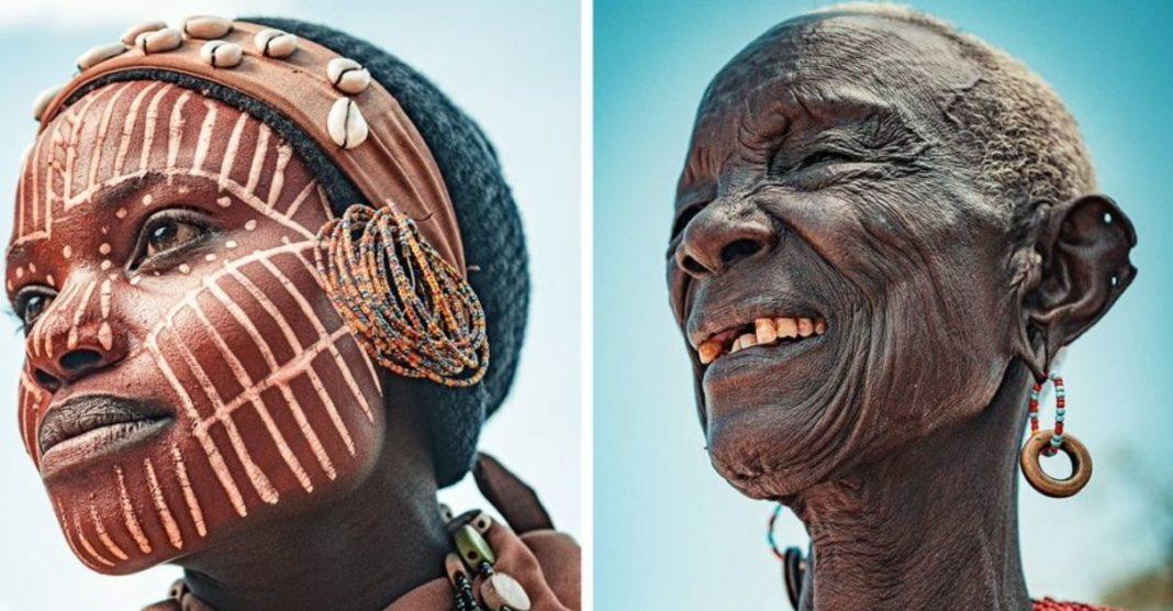 diversidade e beleza tribos do Quênia