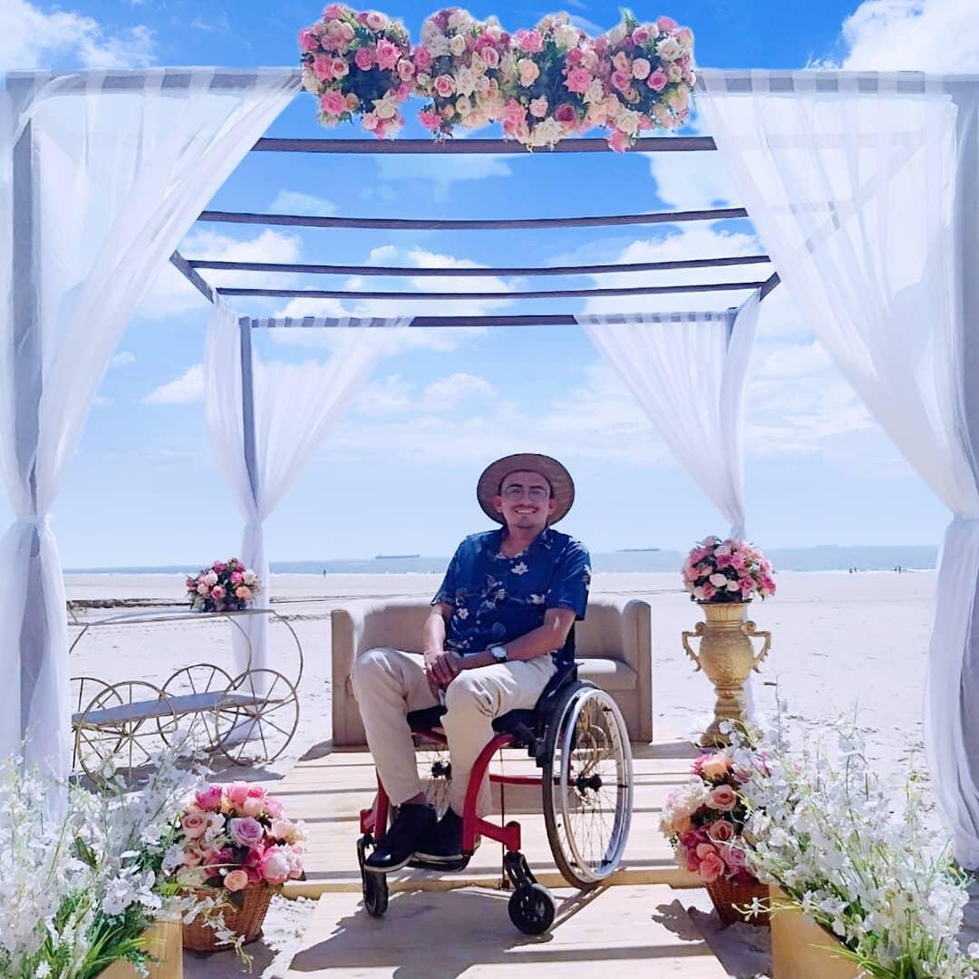 maranhense com deficiência realiza sonho decorador de ambientes