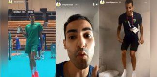 douglas souza primeiro atleta gay vôlei brasil