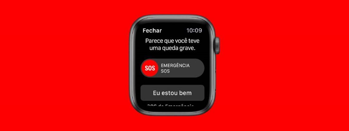 idoso salvo por seu apple watch
