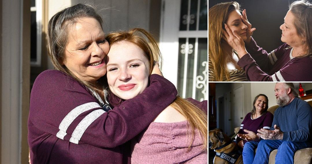 idosa que ficou cega por 15 anos recupera visão cirurgia