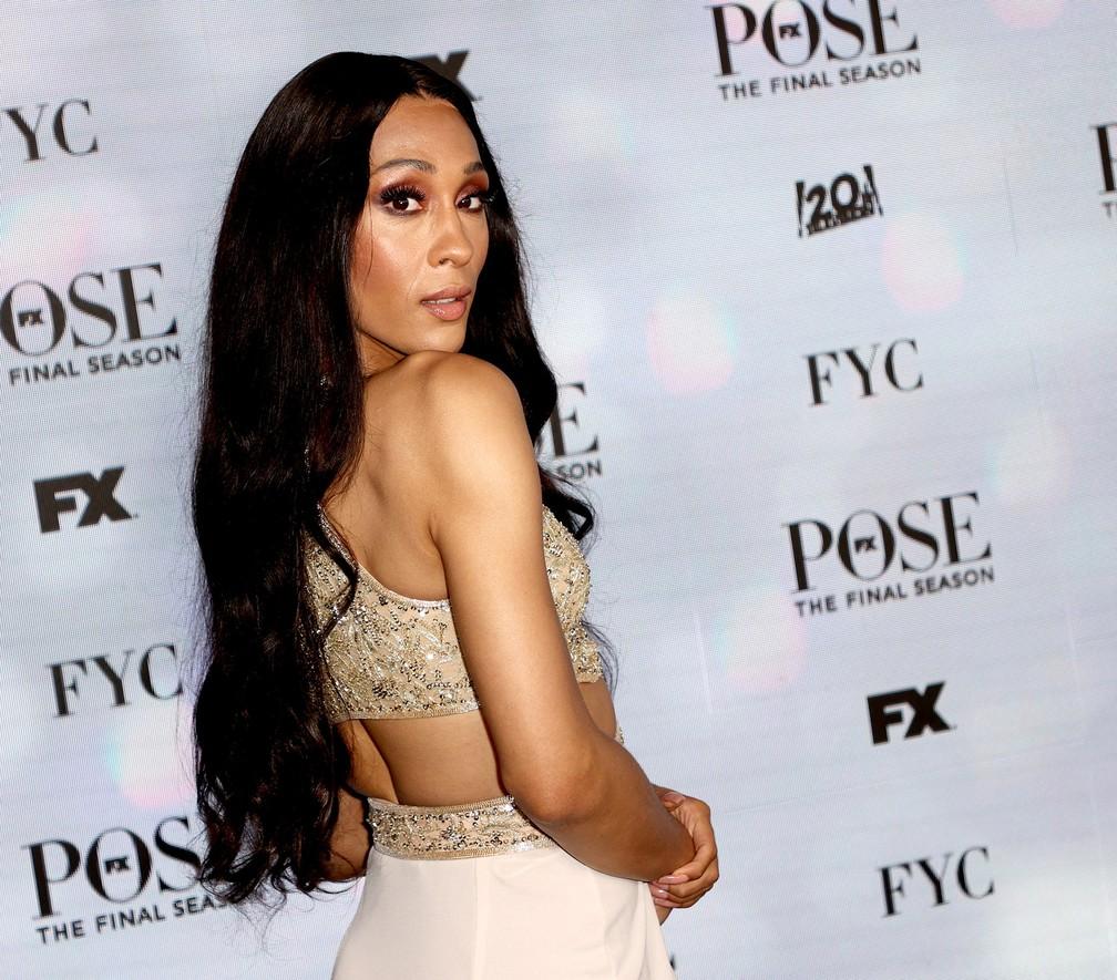 mj rodriguez pose primeira mulher trans indicada emmy melhor atriz