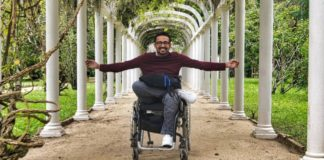 empresário tetraplégico abre shopping virtual para pessoas com deficiência