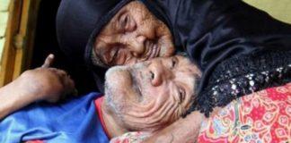 idosa dedica vida cuidando filho deficiente