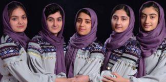 meninas afegãs criam ventilador pulmonar baixo custo pacientes covid
