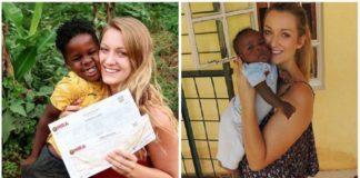 mulher consegue adotar menino órfão missão caridade